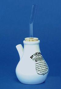 Hardluck Asthma: 1865?: Dr. Nelson's inhaler
