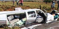 Um baiano está entre os mortos do acidente aéreo em Minas Gerais
