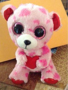 f4370d90ffa Ty Beanie Boo Sweetikins beertje voor valentijnsdag Stuffed Toys