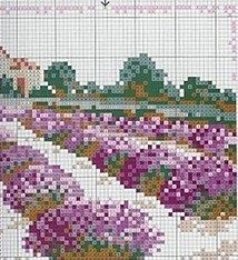 free cross stitch chart.                                  Ver todos los tableros