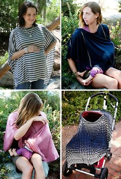 dria cover...Cute Maternity shirt, Breastfeeding cover and stroller/carseat cover. Pinned for BabyBump, the #1 mobile pregnancy tracker with the built-in community for support and sharing.