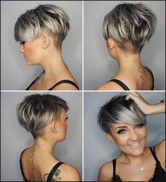 Short Hairstyle 2018 | hairstyles | Pinterest | Hairstyles 2018 ... | Einfache Frisuren