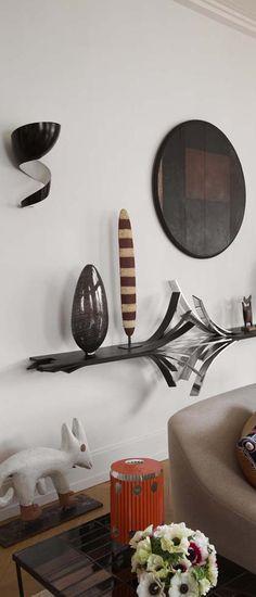 Appartements | Laurent Bourgois et Caroline Sarkozy Laurent, Design, Apartments