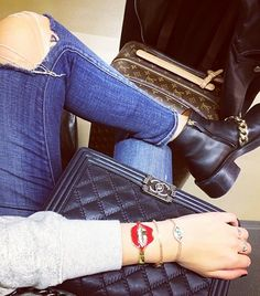 How To Take An Awesome Instagram Fashion Photo via @WhoWhatWear