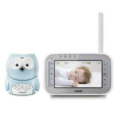 VTech VM345 Owl Video Baby Monitor