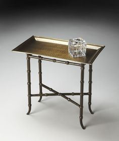 Luxury butler Tray Coffee Table