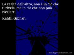 Cartolina con aforisma di Kahlil Gibran (61)