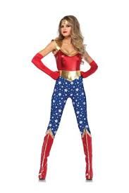 Image result for red wonder woman costume
