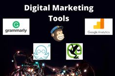 DigitalCookies, the Leading SEO Company in Bangalore, has come up with a list of 5 tools that should be used to improve the digital marketing strategies and implementation. Email Marketing Tools, Digital Marketing Strategy, Marketing Strategies, Online Marketing, Seo Analytics, Google Analytics, Best Seo Company, Target Audience, Seo Services