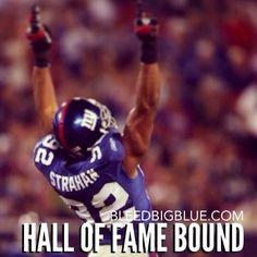 Michael Strahan - Hall of Fame