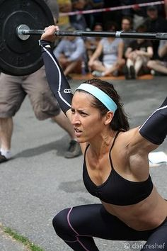 Crossfit....it's hard to not feel like a bad ass when doin an over head squat