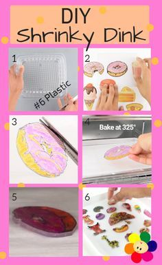 DIY Shrinky Dink by BabyFirst! They're adorable and easy to make - Learn how to make yours here: http://www.babyfirstblog.com/diy-shrink-dink/ #DIY #BabyFirst #ArtsAndCrafts