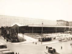 20 Dicembre 1950… #Roma #AccaddeOggi viene inaugurata la nuova #Stazione #Termini Ancient Rome, Louvre, Antiques, Building, Travel, Rome, Italia, Fotografia, Antiquities