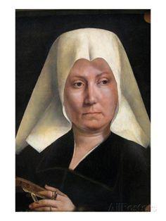 Portrait of a Woman Stampe di Quentin Massys su AllPosters.it