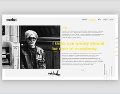 "Check out new work on my @Behance portfolio: ""Веб-страница биографии художников"" http://be.net/gallery/48263337/veb-stranica-biografii-hudozhnikov"