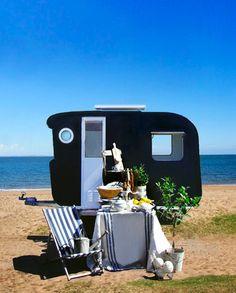 beach hut ♥