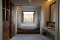 Casa Ikal - Master Bathroom
