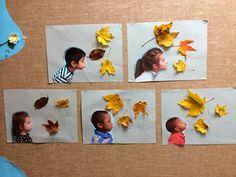 Manualidades para niños ¡pon cara de otoño!
