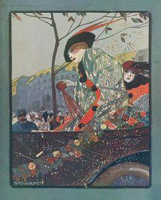 https://flic.kr/p/B3T85G | Ilustração de Stuart Carvalhais, 1914