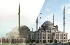 No Clear Winner (yet) in Kosovo's Central Mosque of Prishtina Competition  No first prize but two tied second prizes were given to the entries 21PR22 and 1025AC