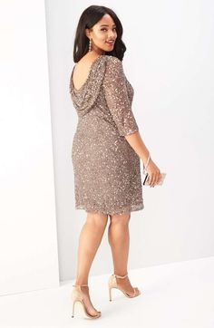 9d3500191118 13 Best Plus Size Holiday Dresses images | Plus size holiday dresses ...