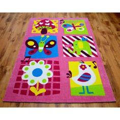 Růžové koberce pro děti Kids Rugs, Spring, Design, Home Decor, Ideas, Jute, Decoration Home, Kid Friendly Rugs, Room Decor
