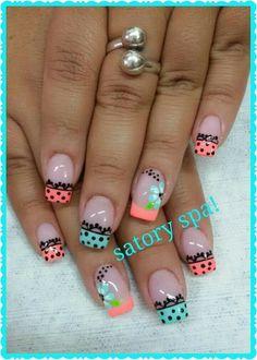 Nail Art Designs, My Nails, Polish, Rustic, Beauty, Nail Bling, Fairy, Polish Nails, Nail Art Tutorials