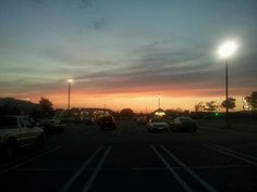 Sunset Cape Cod Mall