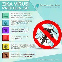 Siga as dicas e proteja-se do mosquito que transmite Zika, Dengue e Chikungunya!  Para mais informações, acesse: http://dermatologiaesaude.com.br/?s=zika  #dermatologiaesaude #dermatologia #cuidadoscomapele #saudedapele #vidasaudavel #dermatology #dicasdedermato #dicasdedermatologia #dermatotips #mosquito #virus #aedes #dengue #zika #chikungunya