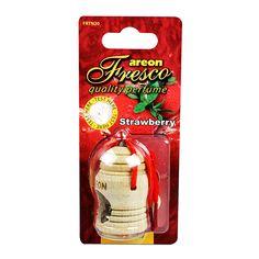 Nước hoa treo gương AREON FRESCO-Strawberry (Hương dâu)