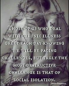 Chronic illness ~ The worst thing about this horrible pain is the pain in our hearts that those we loved have all abandoned us, say hurtful things and judge us. It's ripping our hearts out! Chronic Migraines, Chronic Illness, Chronic Pain, Mental Illness, Pcos, Guillain Barre, Ankylosing Spondylitis, Hypermobility, Myasthenia Gravis