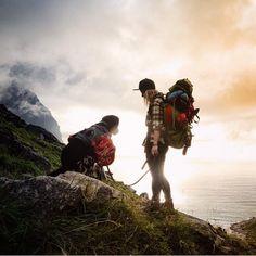 Travel and hike adventure awaits, adventure travel, trekking, hiking dogs, camping Hiking Dogs, Camping And Hiking, Backpacking, Lofoten, Adventure Awaits, Adventure Travel, Nature Adventure, Trekking, Travel Photography Tumblr