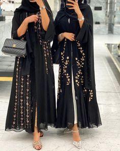Niqab Fashion, Modern Hijab Fashion, Modesty Fashion, Hijab Fashion Inspiration, Muslim Fashion, Fashion Outfits, Street Hijab Fashion, Mode Abaya, Mode Hijab
