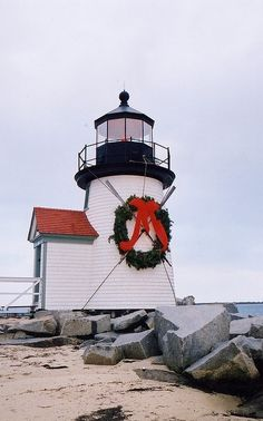 Christmas in Nantucket www.facebook.com/loveswish