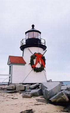 Christmas in Nantucket