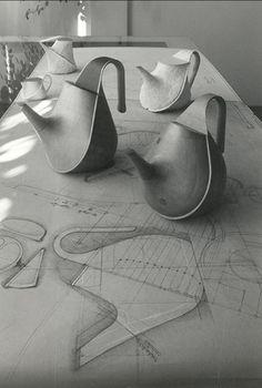 Diseño de aceitera.