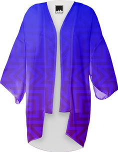 Twilight Tribal Kimono from Print All Over Me