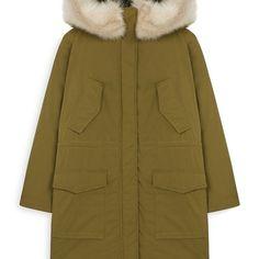 Parka Khaki  Categoría:#abrigos_y_chaquetas_mujer #primark_mujer #ropa_de_mujer en #PRIMARK #PRIMANIA #primarkespaña  Más detalles en: http://ift.tt/2gQwBLe