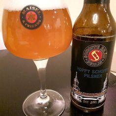 Mal ein #Pils aus #berlin  #schoppebräu #schoppe #hoppy  #schoppy #pilsner  #bier #beer #pivo #birrart