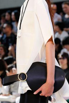 411be5e837 celine spring 2015 rtw White Fashion, New Fashion, Fashion Show, Fashion  Bags,