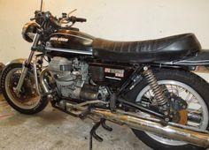 Moto Messiah: For sale 1980 Moto Guzzi G5 1000cc near SEATTLE $1200