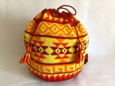 Tapestry Bag, Tapestry Crochet, Baby Kind, Drawstring Backpack, Fashion Backpack, Bucket Bag, Backpacks, Crafts, Backpack