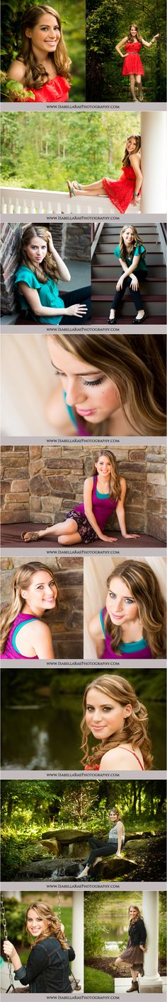Featured Photographer|Evoking You  great inspiration for senior portraits!