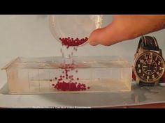 Water Absorbing Polymer Beads
