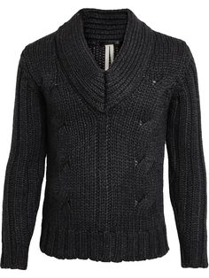 Love the The Viridi-Anne Chunky Knit Wool-Alpaca Jumper on Wantering | Winter Trends for Men | Chunky Knits | mens sweater | menswear | mens style | mens fashion | wantering http://www.wantering.com/mens-clothing-item/chunky-knit-wool-alpaca-jumper/aderj/
