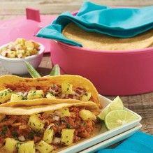 Tupperware - Tacos de Pescado