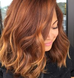 pumpkin pie spice hair color | GirlsLife.com - Spice up your look with this cool…