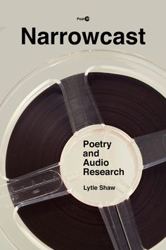 Narrowcast: Poetry a