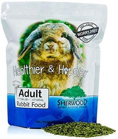 Rabbit Food, Adult by Sherwood Pet Health