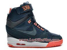 sports shoes 229b1 642db Sneaker Nike WMNS Air Revolution Sky Hi GS Chaussures Nike Basket Pas Cher  Pour Femme